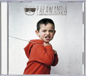 Portada disco papawanda - Como buenamente puedo