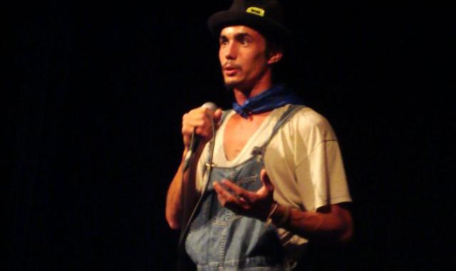Papawanda en Bilborock – Oscar Cubillo, Bilbao en vivo.