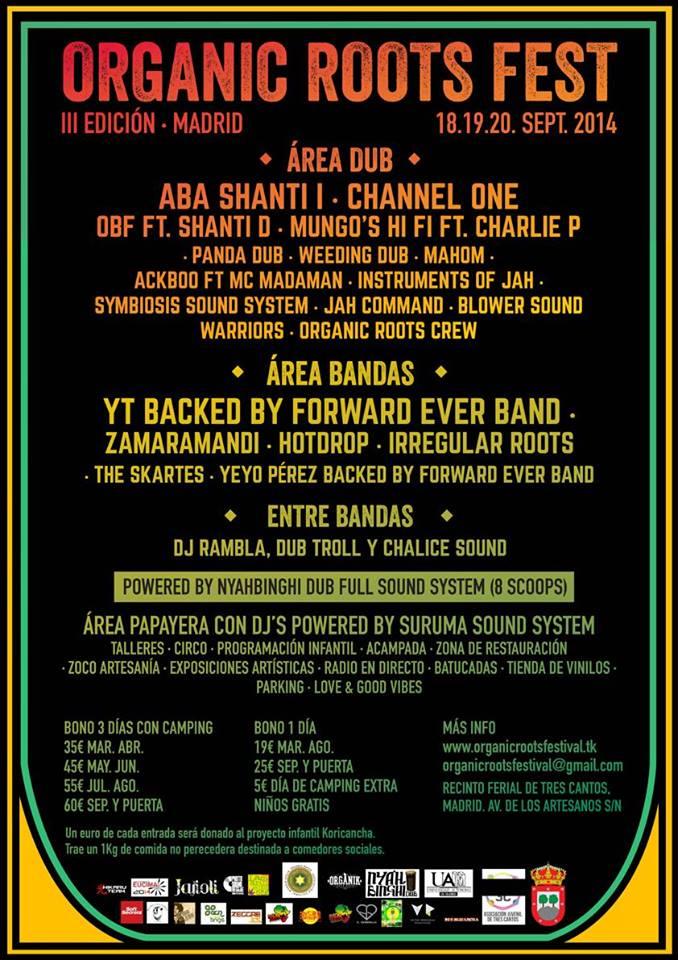 Encuentro de Circo Circomparte | Organic Roots festival