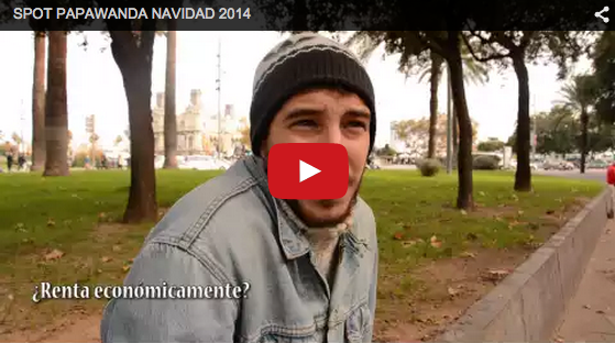 Spot Navideño: Conciertos Papawanda | Burgos, Madrid Y Bilbao