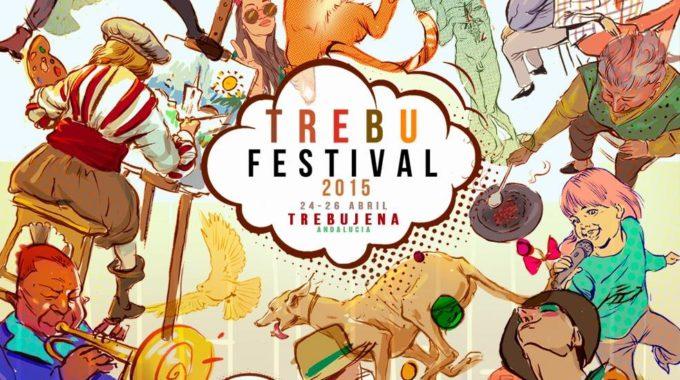 Cartel Trebufestival 2015