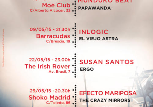 Papawanda En Coca-Cola Concerts Club 2015