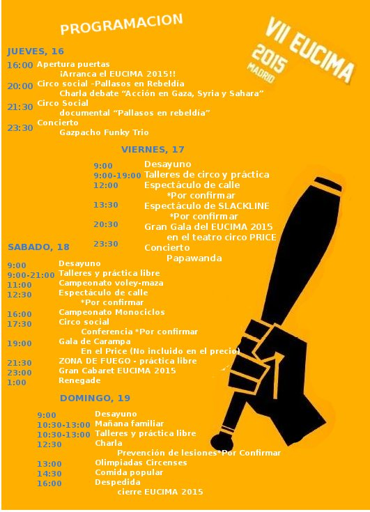 Programa EUCIMA