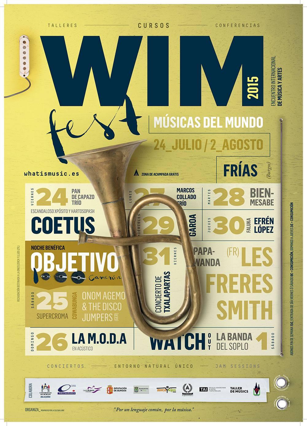 Papawanda en WIM – What is Music