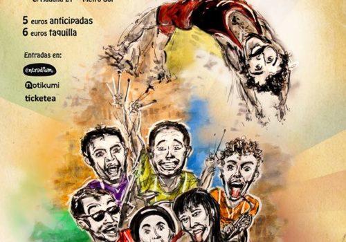 Papawanda + Wilbur: Circo Y Música En Moondance Madrid