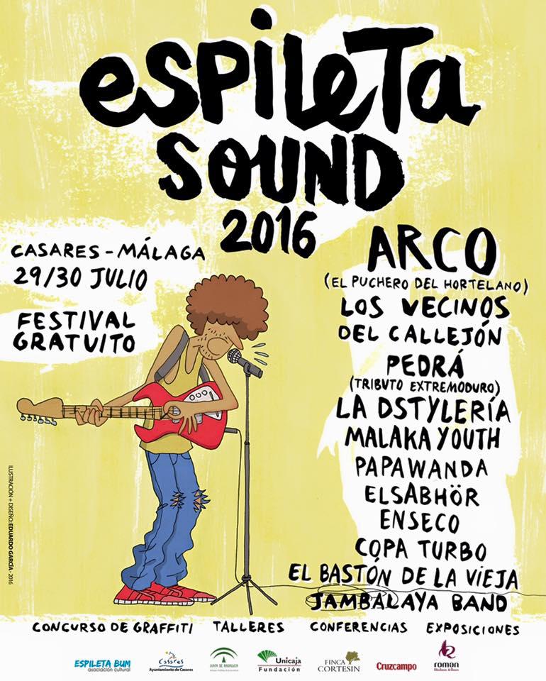 Papwanda en Espileta Sound 2016