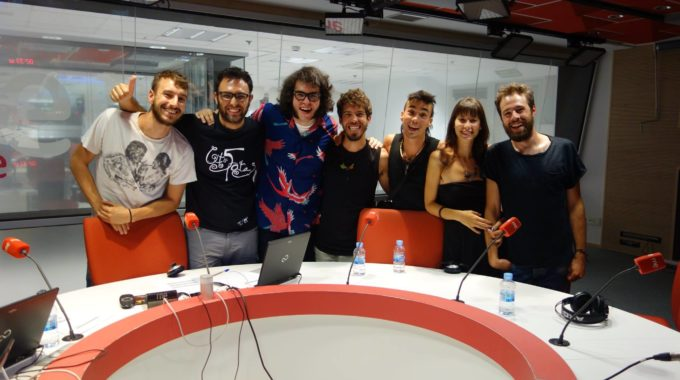 Madrugadas De Verano | Radio Nacional (RNE) | El Patillas DJ