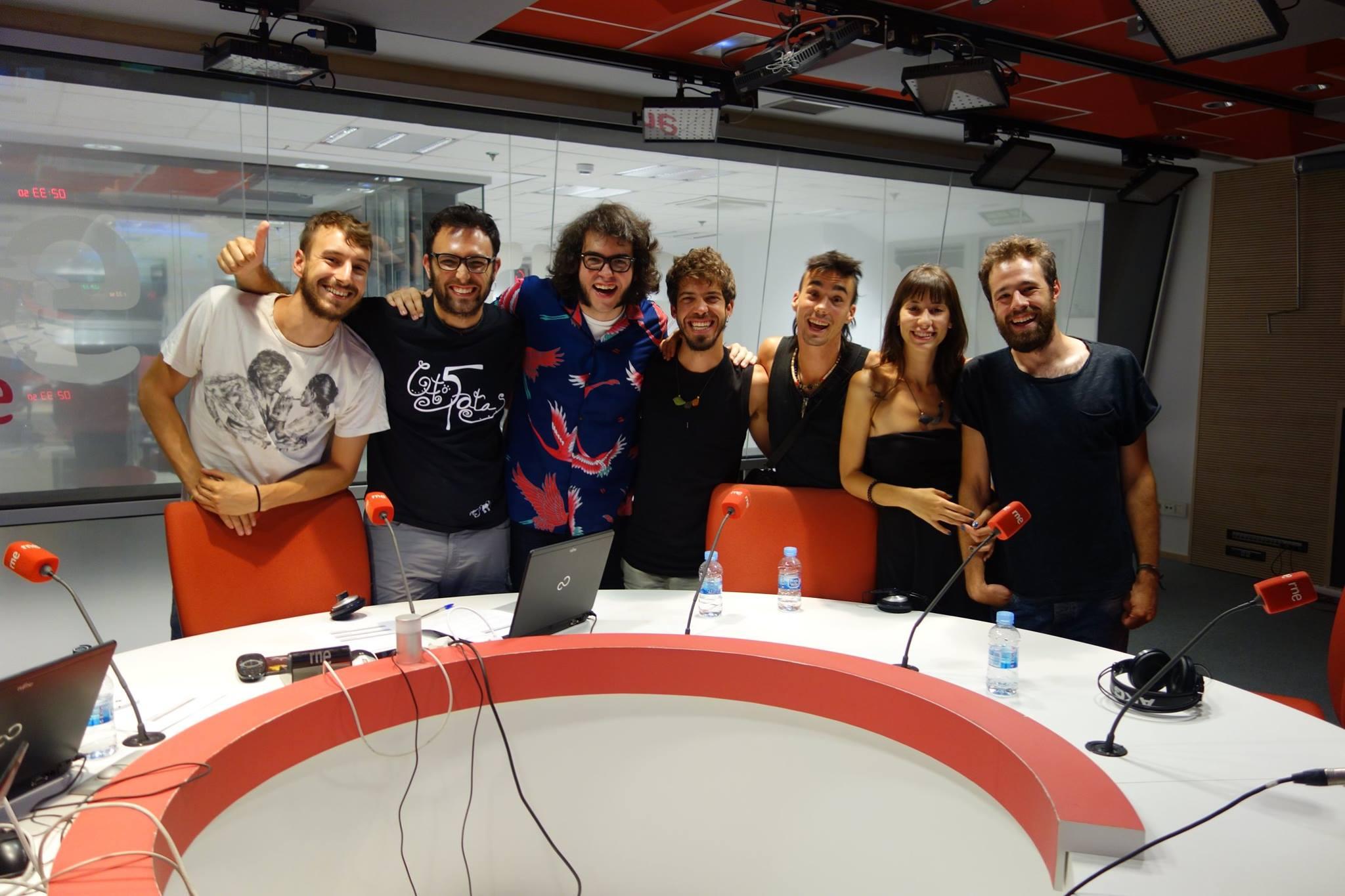 Madrugadas de Verano con El Patillas – Radio Nacional