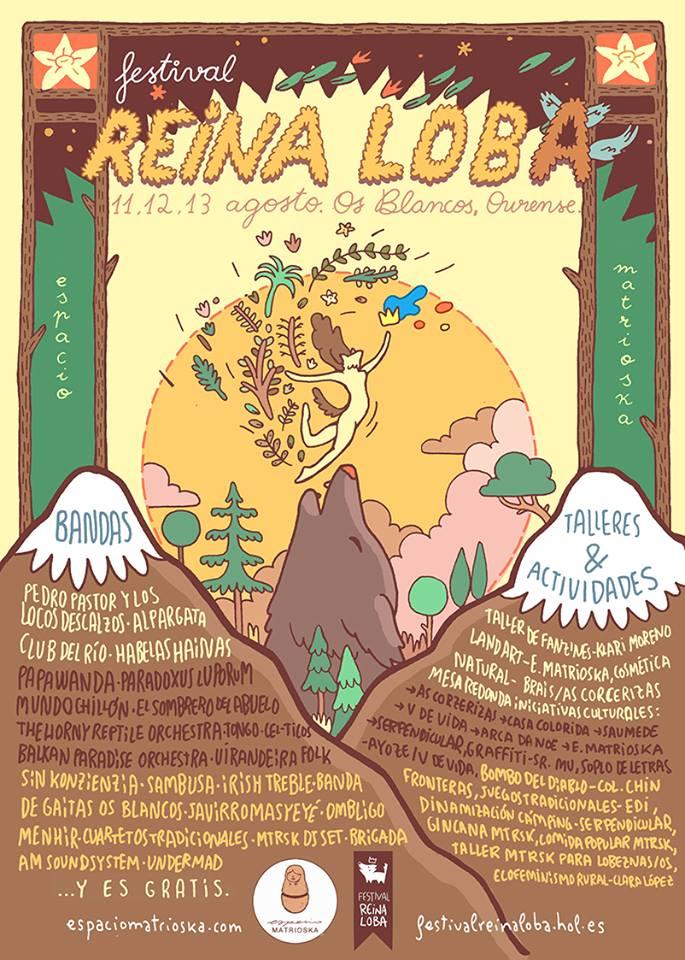 Festival Reina Loba 2016